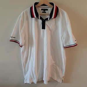 Tommy Hilfiger| Cotton Blend Polo Shirt